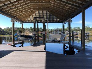 Boathouse Lift Santa Rosa Beach FL