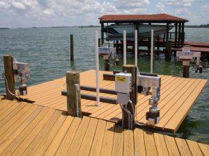 Boat Hoist Marco Island FL